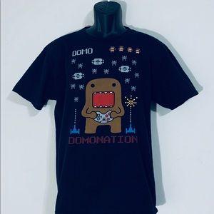 Rare DOMO Gamer T-Shirt EUC